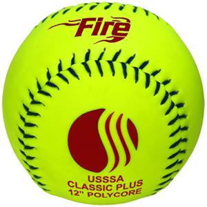 "Baden USSSA Slow Pitch Classic Plus 12"" Softballs"