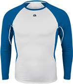 Majestic Premier Warrior Fitted Baselayer Shirt CO