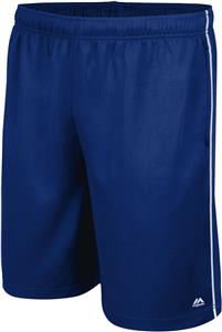 Majestic Mens Youth Premier Mesh Travel Shorts CO
