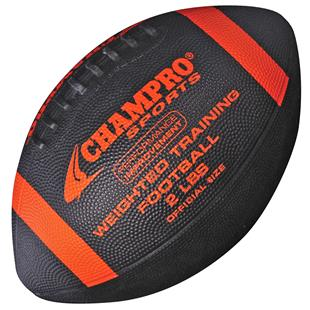 Champro Weighted Training Football 2 LBS
