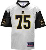 Battlefield Army Strong Authentic Football Jerseys