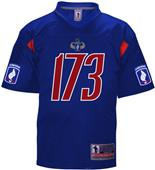 Battlefield 173rd Airborne Army Football Jerseys