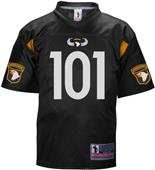 Battlefield 101st Air Assault Army Football Jersey