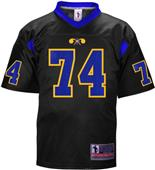 Battlefield MOS 74 Chemical Army Football Jersey