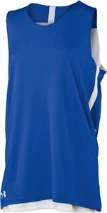 Under Armour Lady Undeniable Rev Basketball Jersey
