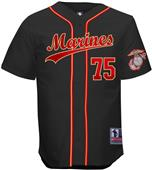 Battlefield Marines Authentic Baseball Jerseys