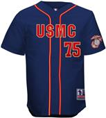 Battlefield Marines USMC Baseball Jerseys