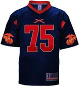 Battlefield Marines USMC Football Jerseys