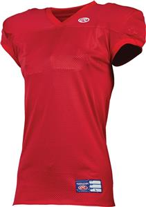 Rawlings Full Mesh Pro-Cut Football Game Jersey