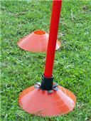Fold-A-Goal Disc Cone Collector