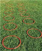 Fold-A-Goal Training Skill Rings (set of 12)