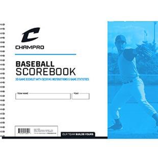 Champro Baseball/Softball Scorebooks A07