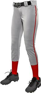 Champro Tournament Low Rise Braid Softball Pants