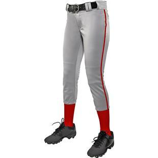 Champro Tournament Low Rise Braid Softball Pants