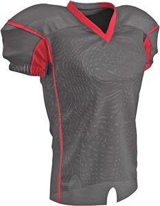 Marker Stretch Polyester Dazzle Football Jersey