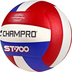 Champro ST-700 Soft Touch Leather Cover Volleyball