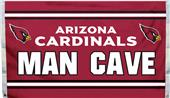 NFL Arizona Cardinals Man Cave 3' x 5' Flag