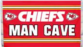 NFL Kansas City Chiefs Man Cave 3' x 5' Flag