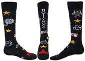 Red Lion Hollywood Over-The-Calf Socks CO