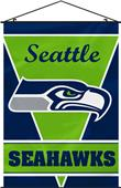 "NFL Seattle Seahawks 28"" x 40"" Wall Banner"