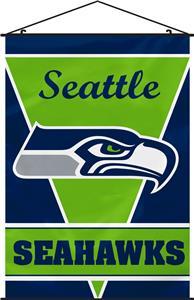 "NFL Seattle Seahawks 28"" x 40"" Wall Banner"