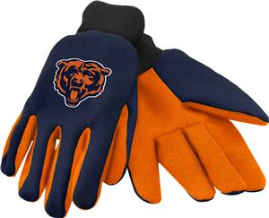 NFL Chicago Bears Premium Work Gloves