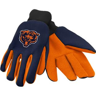 NFL Chicago Bears Premium Work Gloves