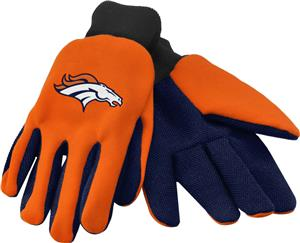 NFL Denver Broncos Premium Work Gloves