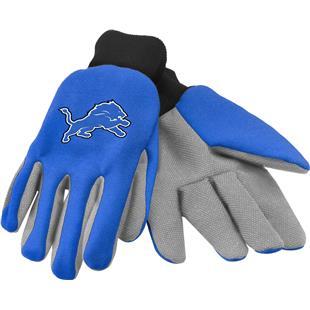 NFL Detroit Lions Premium Work Gloves