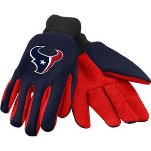 NFL Houston Texans Premium Work Gloves