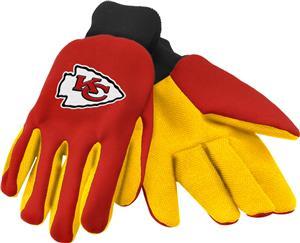 NFL Kansas City Chiefs Premium Work Gloves