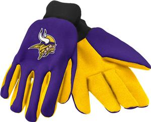 NFL Minnesota Vikings Premium Work Gloves
