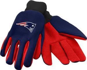 NFL New England Patriots Premium Work Gloves