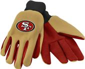 NFL San Francisco 49er's Premium Work Gloves