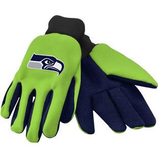 NFL Seattle Seahawks Premium Work Gloves
