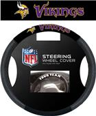 NFL Minnesota Vikings Premium Steering Wheel Cover