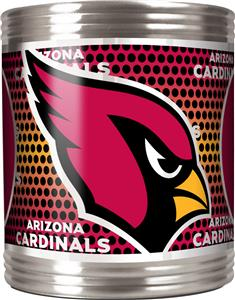 NFL Arizona Cardinals Stainless Steel Can Holder