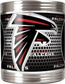 NFL Atlanta Falcons Stainless Steel Can Holder