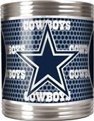 NFL Dallas Cowboys Stainless Steel Can Holder