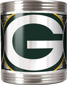 NFL Green Bay Packers Stainless Steel Can Holder