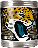 NFL Jacksonville Jaguar Stainless Steel Can Holder