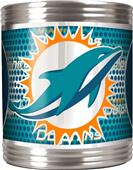 NFL Miami Dolphins Stainless Steel Can Holder