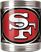 NFL San Francisco 49ers Stainless Steel Can Holder