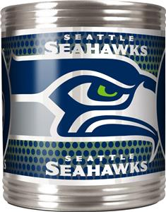 NFL Seattle Seahawks Stainless Steel Can Holder
