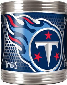 NFL Tennessee Titans Stainless Steel Can Holder