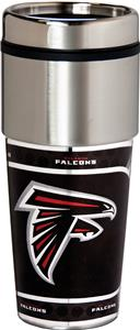 NFL Atlanta Falcons Stainless Travel Tumbler