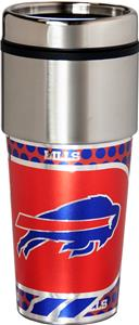 NFL Buffalo Bills Stainless Travel Tumbler