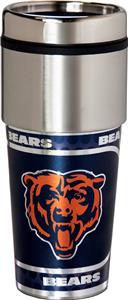 NFL Chicago Bears Stainless Travel Tumbler