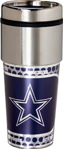 NFL Dallas Cowboys Stainless Travel Tumbler