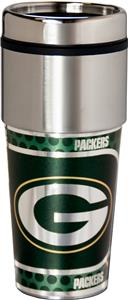 NFL Green Bay Packers Stainless Travel Tumbler